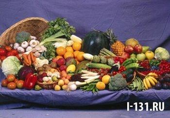 диета перед радиоактивным йодом
